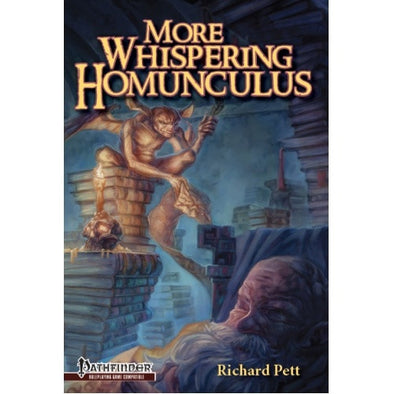Buy Pathfinder - More Whispering Homunculus and more Great RPG Products at 401 Games