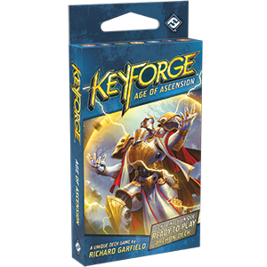 Buy Keyforge: Age of Ascension - Archon Deck and more Great Board Games Products at 401 Games