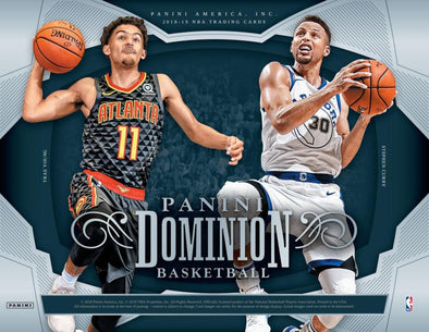 Buy 2018-19 Panini Dominion Basketball Hobby Box and more Great Sports Cards Products at 401 Games
