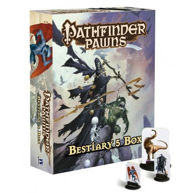 Buy Pathfinder - Pawn Collection - Bestiary Box 5 and more Great RPG Products at 401 Games