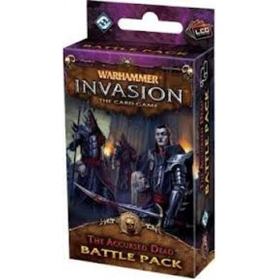 Warhammer Invasion - The Accursed Dead (No Restock) - 401 Games