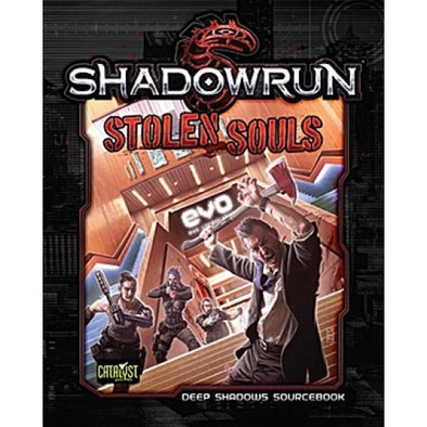 Shadowrun 5th Edition - Stolen Souls - 401 Games