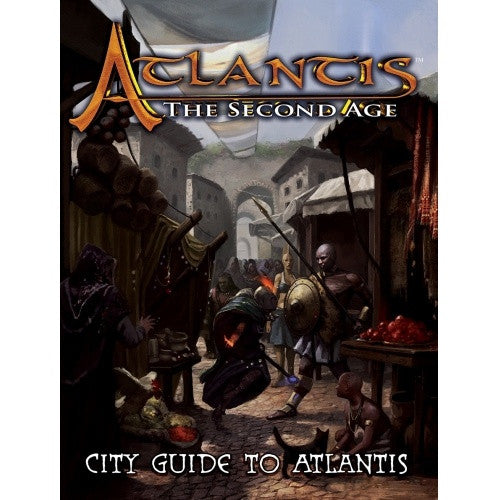 Buy Atlantis: The Second Age - City Guide and more Great RPG Products at 401 Games