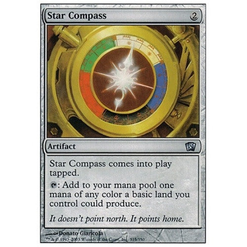 Star Compass available at 401 Games Canada