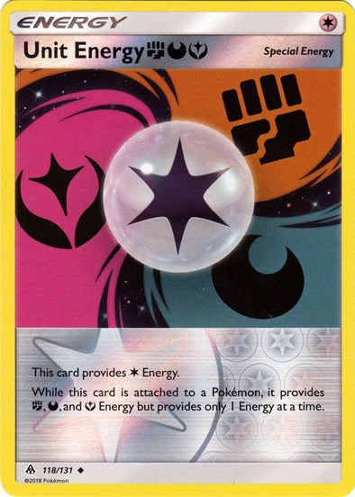 Buy Unit Energy FDY - 118/131 - Reverse Foil and more Great Pokemon Products at 401 Games