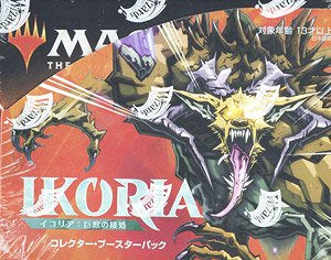 MTG - Ikoria Lair of Behemoths - Japanese Collector Booster Box - 401 Games