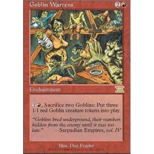 Goblin Warrens - 401 Games