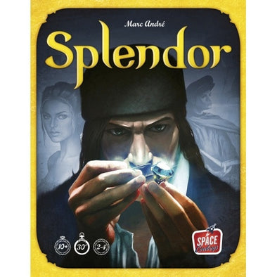 Buy Splendor and more Great Board Games Products at 401 Games