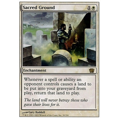 Sacred Ground available at 401 Games Canada
