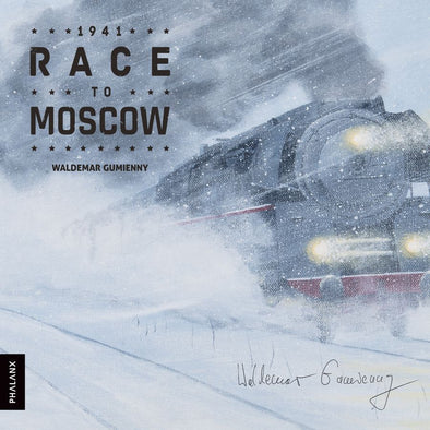 1941: Race to Moscow (Pre-Order) available at 401 Games Canada