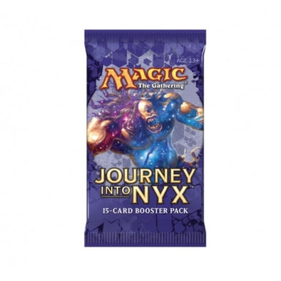 Buy MTG - Journey Into Nyx Spanish Booster Pack and more Great Magic: The Gathering Products at 401 Games