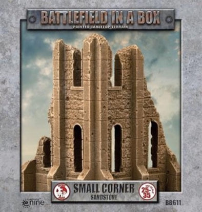 Battlefield in a Box - Sandstone - Small Corner available at 401 Games Canada