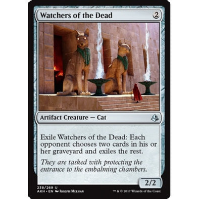 Watchers of the Dead (AKH) available at 401 Games Canada