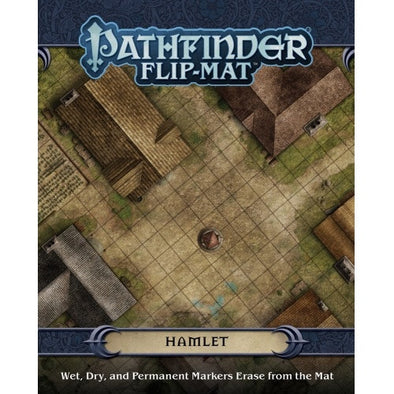 Pathfinder - Flip Mat - Hamlet available at 401 Games Canada