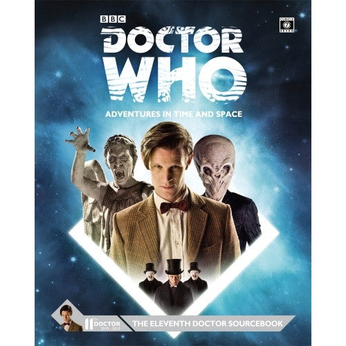 Doctor Who: Adventures in Time and Space - The Eleventh Doctor Sourcebook - 401 Games