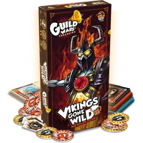 Vikings Gone Wild - The Board Game - Guild Wars Expansion - 401 Games