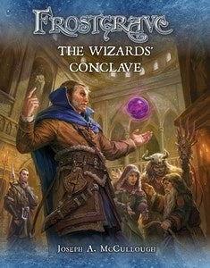 Frostgrave - The Wizards' Conclave available at 401 Games Canada