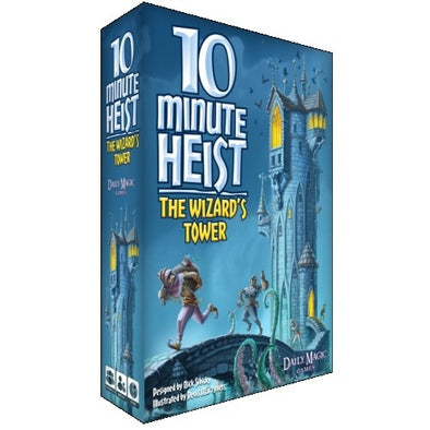 Buy 10 Minute Heist - The Wizard's Tower and more Great Board Games Products at 401 Games