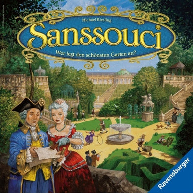 Buy Sanssouci and more Great Board Games Products at 401 Games