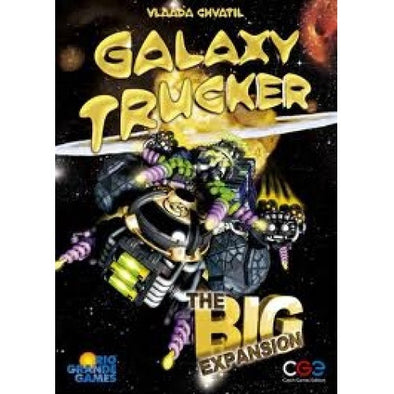 Galaxy Trucker - The Big Expansion available at 401 Games Canada