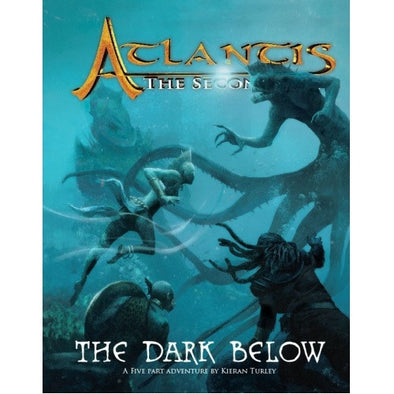 Buy Atlantis: The Second Age - The Dark Below and more Great RPG Products at 401 Games