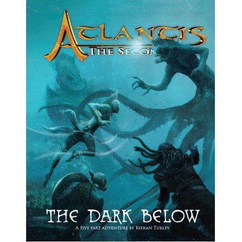 Atlantis: The Second Age - The Dark Below - 401 Games