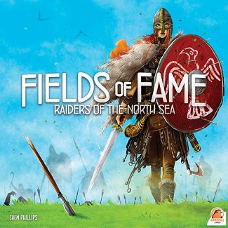 Raiders of the North Sea - Fields of Fame