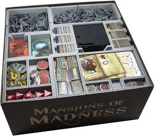 Folded Space - Mansions of Madness 2nd Edition