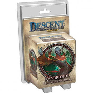 Descent - 2nd Edition - Kyndrithul Lieutenant - 401 Games
