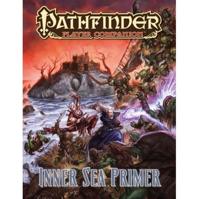 Pathfinder - Player Companion - Inner Sea Primer - 401 Games