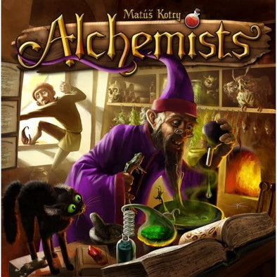 Buy Alchemists and more Great Board Games Products at 401 Games