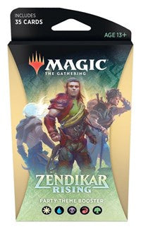 MTG - Zendikar Rising - Theme Booster Pack - Party available at 401 Games Canada