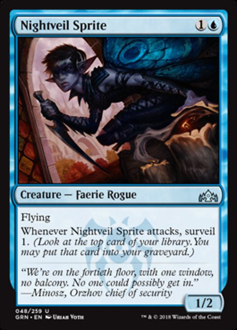 Nightveil Sprite (GRN) available at 401 Games Canada