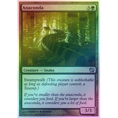 Anaconda (Foil) available at 401 Games Canada