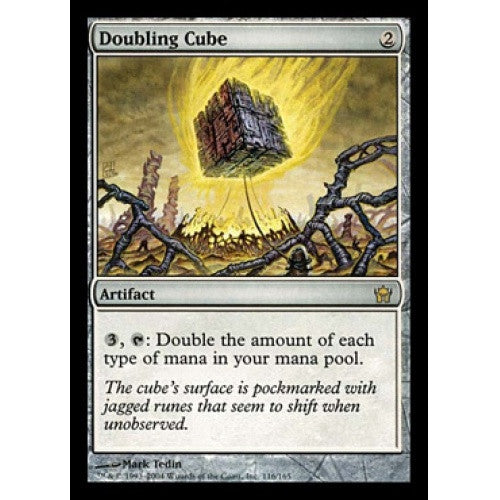 Doubling Cube - 401 Games