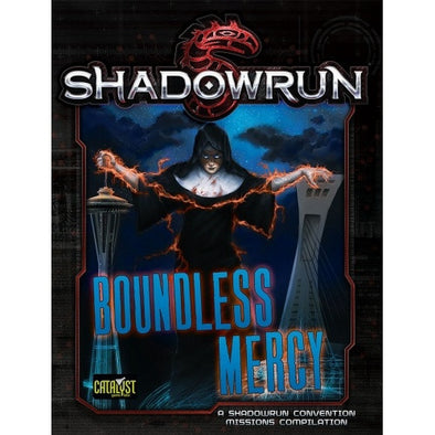 Buy Shadowrun 5th Edition - Boundless Mercy and more Great RPG Products at 401 Games