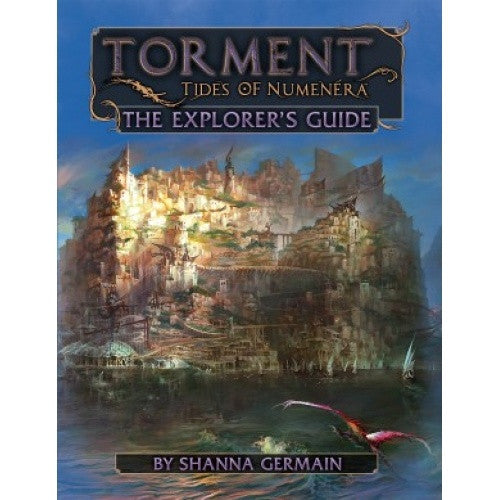 Numenera - Torment: Tides of Numenera - The Explorer's Guide - 401 Games