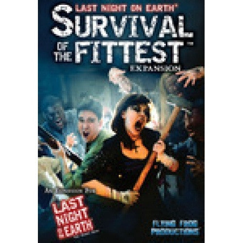 Last Night on Earth Survival of the Fittest Expansion - 401 Games