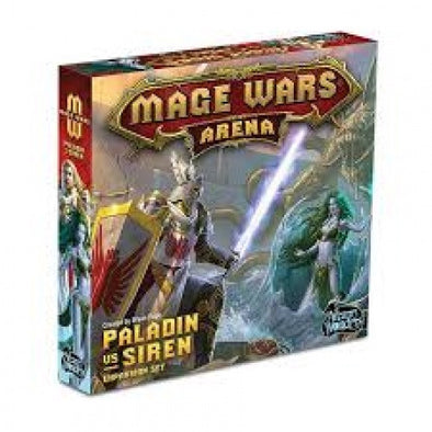 Mage Wars Arena - Paladin Vs Siren Expansion Set - 401 Games