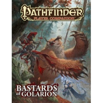 Buy Pathfinder - Player Companion - Bastards Of Golarion and more Great RPG Products at 401 Games