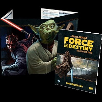 Buy Star Wars: Force and Destiny - Game Master's Screen and more Great RPG Products at 401 Games