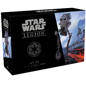 Buy Star Wars - Legion - Imperial - AT-ST and more Great Tabletop Wargames Products at 401 Games
