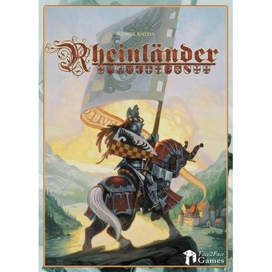 Buy Rheinlander and more Great Board Games Products at 401 Games