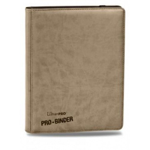Buy Ultra Pro - Premium Pro Binder- Ivory White Leatherette and more Great Sleeves & Supplies Products at 401 Games