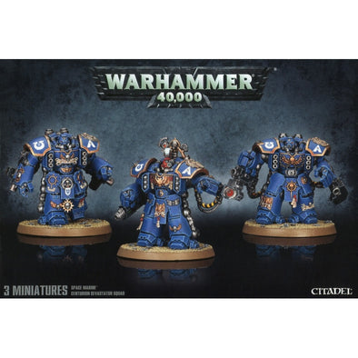 Warhammer 40,000 - Space Marines - Centurion Assault Squad available at 401 Games Canada