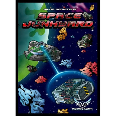Space Junkyard - 401 Games