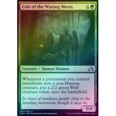 Cult of the Waxing Moon (Foil)