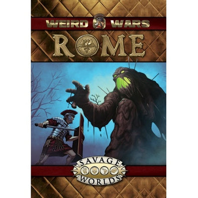 Savage Worlds - Weird Wars - Rome