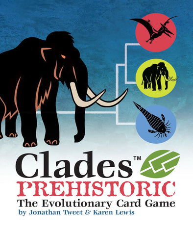 Buy Clades - Prehistoric and more Great Board Games Products at 401 Games
