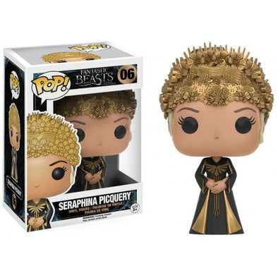Buy Pop! Fantastic Beasts And Where To Find Them - Seraphina Picquery and more Great Funko & POP! Products at 401 Games